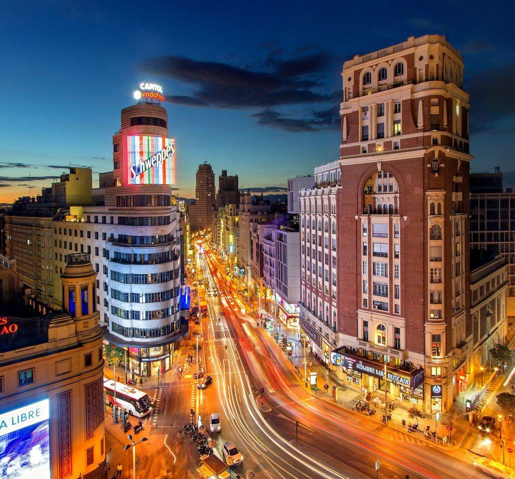 Madrid - Seguir Viajando Agencia de Viajes