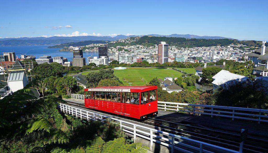 Nueva Zelanda Wellington Pixabay - Seguir Viajando Agencia de Viajes
